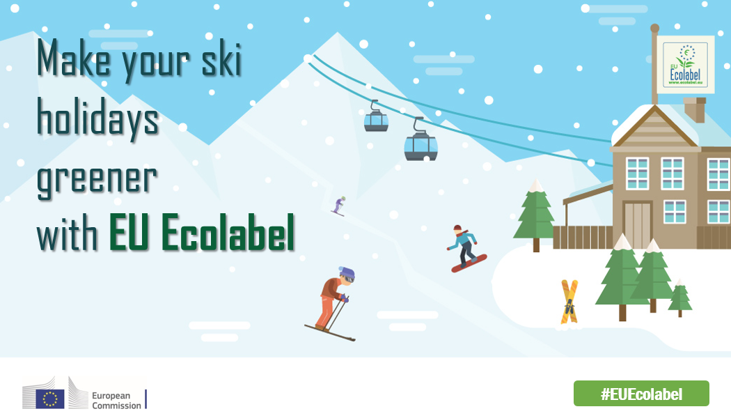EU Ecolabel tourist accommodation winter